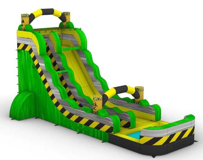Photo of Toxic - Commercial water slide for sale
