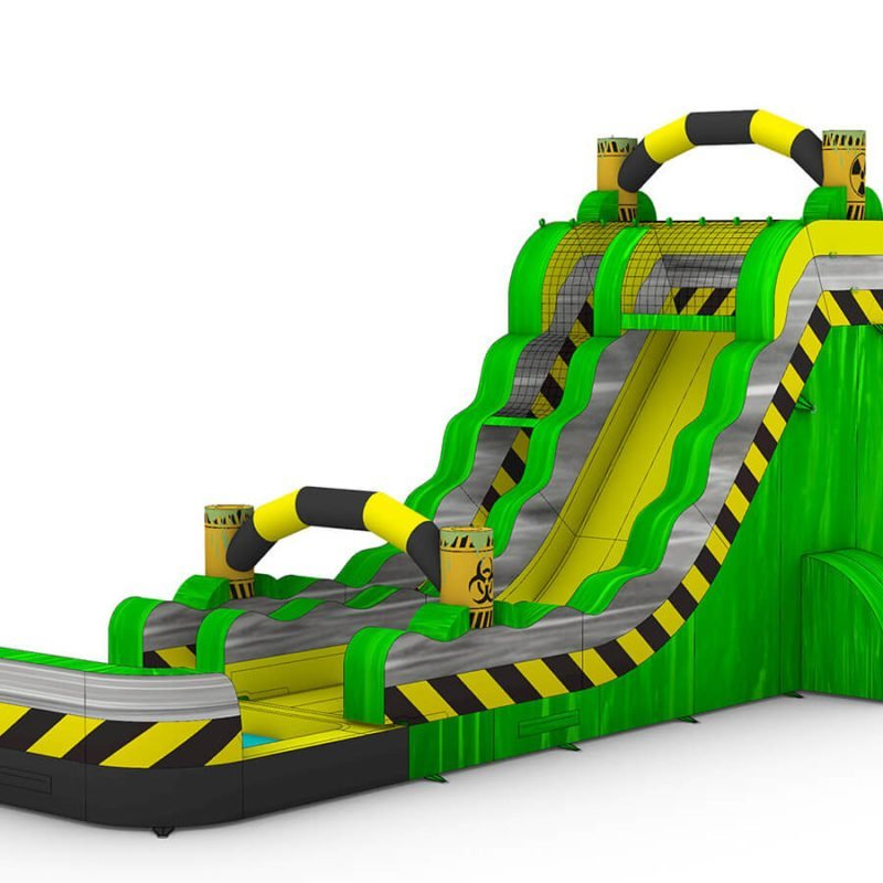 Photo of Toxic Drop - Commercial water slide for sale