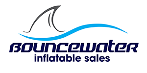 BounceWater Inflatable Sales logo
