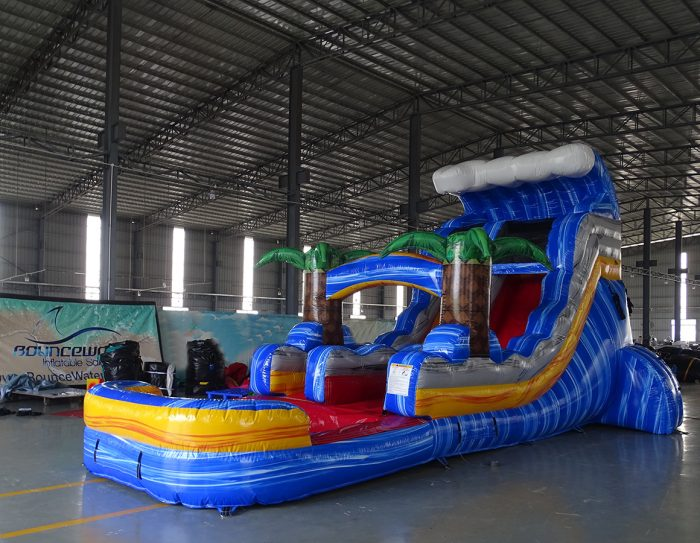 photo of Rip Curl Single Lane water slide for sale