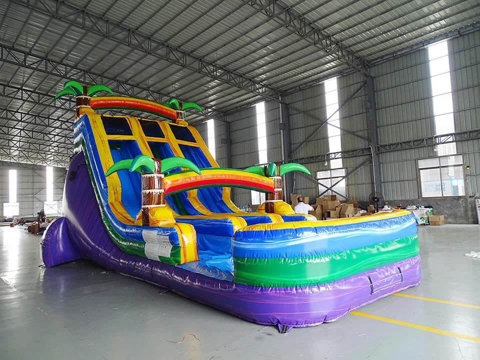 commercial inflatable waterslide for sale 1