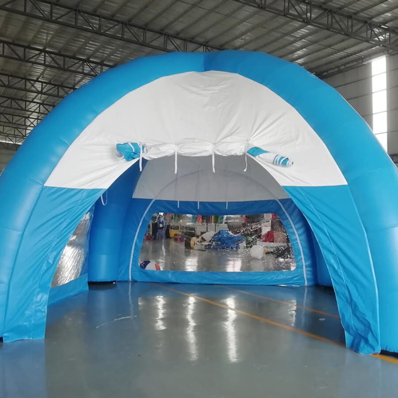 Inflatable Advertising spider tent for sale